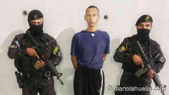 """Capturan al """"Black"""", palabrero de la MS en San Luis La Herradura, La Paz - Diario La Huella"""