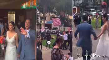 TikTok viral: banda del Sport Boys sorprende a hincha del club el día de su matrimonio - LaRepública.pe