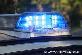 Betrunkener Autofahrer verursacht Unfall in Rahden - Radio Westfalica