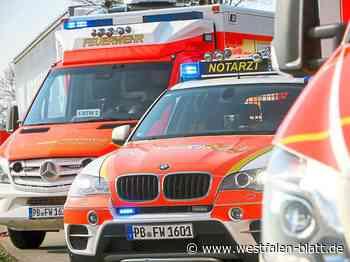 Fahrt unter Alkoholeinfluss endet auf Acker - Westfalen-Blatt