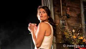 Walden, Harold Pinter Theatre, review: Gemma Arterton leads sci-fi sister act that never achieves lift-off - iNews
