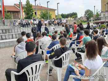 Gli studenti di Bellusco incontrano il Prefetto Patrizia Palmisani - Prima Monza