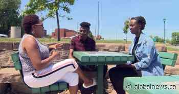 Black Lives Matter Fredericton sounds alarm on potential police fund - Global News