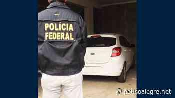 Polícia Federal faz operação em Pouso Alegre e Ouro Fino contra ex-gerente da Caixa suspeito de desvios - PousoAlegre.net