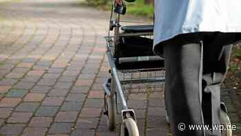 Marsberg: Frau (92) mit Rollator wehrt sich gegen Trickdiebe - Westfalenpost