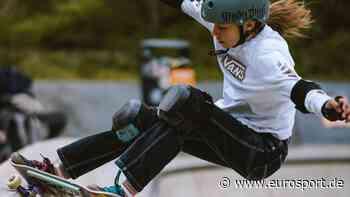"""Olympia in Tokio: Skateboard-Talent Stoephasius will Skaten """"größer machen"""" - Eurosport DE"""
