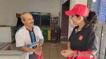 Visita Penélope Ramírez San Joaquín y Peñamiller - El Queretano