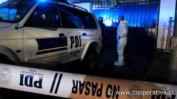 Pelea entre compañeros de trabajo dejó un muerto en San Joaquín - Cooperativa.cl