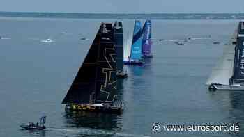 Erstes Ocean Race Europe beginnt im französischen Lorient - Ziel in Genua - Eurosport DE