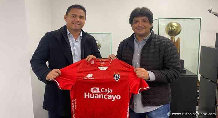 Liga 1: Cienciano del Cusco presentó a Víctor Rivera como su nuevo entrenador - Futbolperuano.com