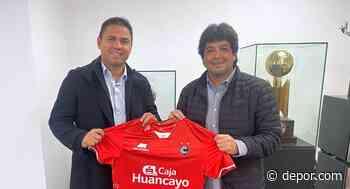Tras salida de Grioni: Cienciano presentó a Víctor Rivera como su flamante entrenador - Diario Depor