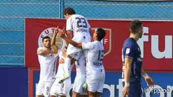 Melgar venció 3-0 a Cienciano en la última jornada del Grupo A de la Fase 1 por Liga1 Betsson - RPP Noticias