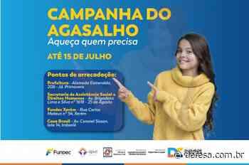 DEFESA CIVIL PROMOVE CAMPANHA DO AGASALHO EM DUQUE DE CAXIAS - Defesa - Agência de Notícias