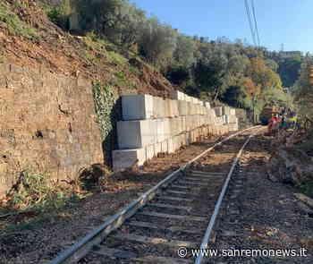 """Spostamento a monte della ferrovia tra Andora e Finale, il 'Gruppo di informazione Non perdiamo il Treno': """"Come impatterà sull'economia?"""" - SanremoNews.it"""