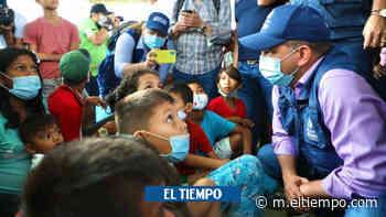 Refugiados en Arauquita: ya van 23 casos confirmados de covid - El Tiempo