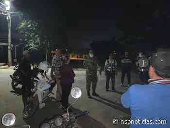 Ejército realiza acciones de prevención del COVID-19 en Cartagena del Chairá - HSB Noticias