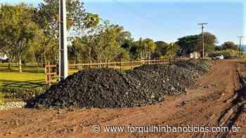 Forquilhinha intensifica recuperação de estradas vicinais - Forquilhinha Notícias