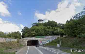 RN85. La circulation fermée la nuit entre Pont-de-Claix et Champagnier jusqu'à vendredi - actu.fr