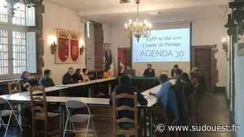 Saint-Jean-Pied-de-Port : lancement du comité de pilotage de l'agenda 30 local - Sud Ouest