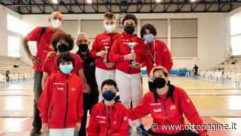 Accademia Olimpica Furno, incetta di medaglie a Casagiove - Ottopagine