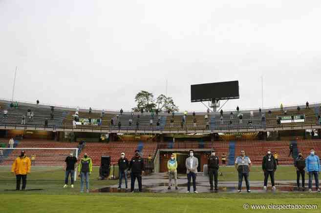 Definido el plan para que vuelva el público al Atanasio Girardot en Medellín - El Espectador
