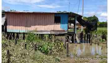 Por lluvias se presentaron afectaciones en 10 barrios de Puerto Boyacá - Caracol Radio