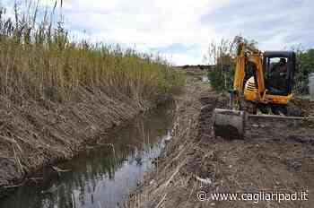 Selargius: via libera della Giunta per la pulizia dei canali - Cagliaripad