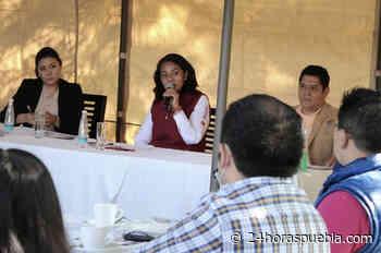 Presenta Ariadna Ayala propuestas ante empresarios y comerciantes de Atlixco - 24 Horas El Diario Sin Límites Puebla
