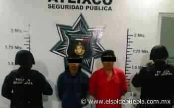 Al ser detenidos, ladrones disparan en la pierna a policía de Atlixco - El Sol de Puebla