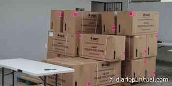 Atlixco recibe más de 116 mil boletas electorales para elecciones - Diario Puntual