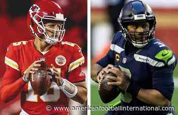 '15, 20 years ago' Patrick Mahomes and Russell Wilson would be 'playing in the CFL' - American Football International