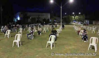 Pastor descumpre decreto e faz culto em praça de Cataguases - Guia Muriaé