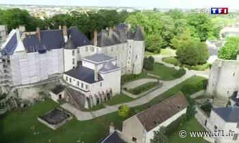 Merveilles du Loiret : le château de Meung-sur-Loire - TF1