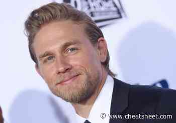 If 'Sons of Anarchy' Star Charlie Hunnam Ever Joined Social Media It Would Involve Cooking and His Cat - Showbiz Cheat Sheet