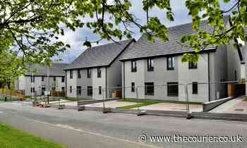 Perth-based housing association gets £30m investment as residents move in to new Dundee development - The Courier