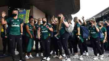 Erste Olympioniken beziehen Trainingslager in Japan - sportschau.de