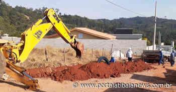 Atibaia avança na ampliação da rede de abastecimento de água - Redação do Portal Atibaia News