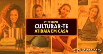 2ª edição do Festival Culturar-te Atibaia em Casa abre inscrições - G1