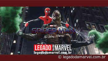 Revelado o novo visual do Lagarto em Homem-Aranha 3 - Legado da Marvel
