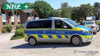 Polizeieinsatz nach Differenzen ums Testzentrum Voerde-Möllen - NRZ News
