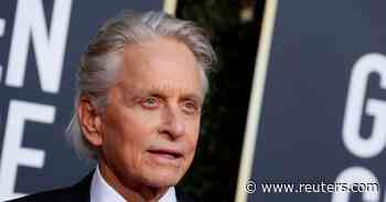 """A Minute With: Michael Douglas and Kathleen Turner on """"Kominsky"""" reunion - Reuters"""