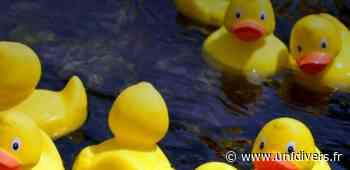 Duck Race, course de canards Cambo-les-Bains dimanche 1 août 2021 - Unidivers
