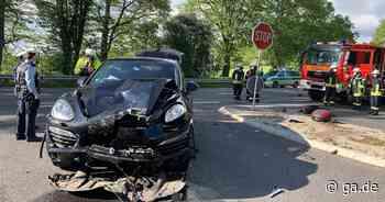 Unfall B56 in Swisttal - Anwalt von Porsche-Fahrer schickt Brief an Polizei - ga.de