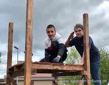 Westerwaldschule Gebhardshain: 121 Schüler schnuppern in die Arbeitswelt hinein - Siegener Zeitung