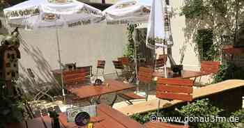 Zum fröhlichen Nix: Kult-Café und Biergarten in Blaubeuren - DONAU 3 FM