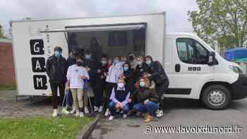 Wormhout : les lycéens de l'Yser œuvrent contre l'isolement des aînés avec cinq pays - La Voix du Nord