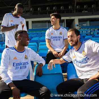 El Real Madrid presenta su nueva piel - En Español - Hoy Chicago