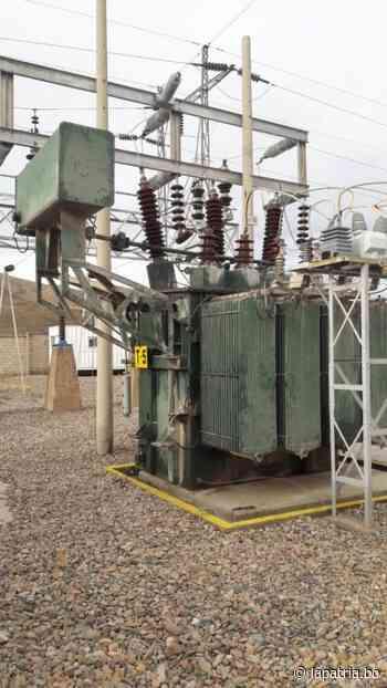 ENDE restituye servicio eléctrico en Machacamarca, Poopó, Sora y comunidades aledañas - Periódico La Patria (Oruro - Bolivia)