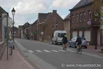 Betonstraatstenen Margote worden vervangen door asfalt - Het Nieuwsblad