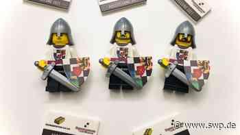 Lego-Ausstellung in Hechingen: Was für ein Hingucker: die Villa Eugenia aus Legosteinen - SWP